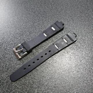 ブルガリ腕時計アルミニウムAL29TA・A新品交換用ラバーベルトカ...