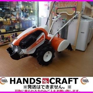 引取限定 下関店 未使用 クボタ 耕運機 TRS600 ロータリー...