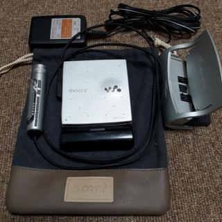 ソニーMDウォークマンMZ-E909売ります。