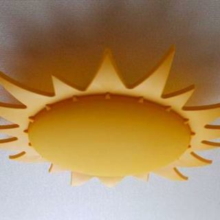 IKEA 太陽 照明
