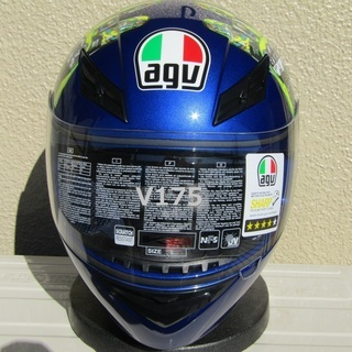 完売 agv K-3 Mugello ムジェロ 2009 M(5...