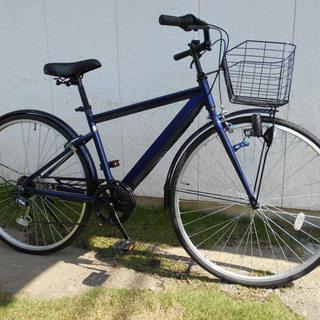 売り切れ受付終了チョイキズ新車BELART27インチクロスバイク