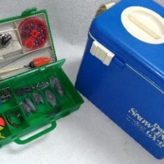 ダイワ SNOWLINE GX-6 クーラーボックス+仕掛けセット