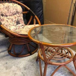 椅子 テーブルセット