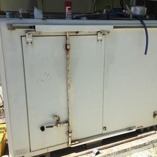 軽トラ冷凍庫