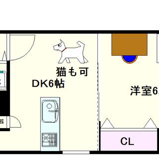 【インボイス難波南レジデンス】1DKタイプ!ペット用の設備があり、...