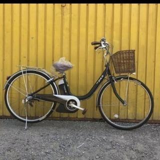 ヤマハ パス 電動自転車