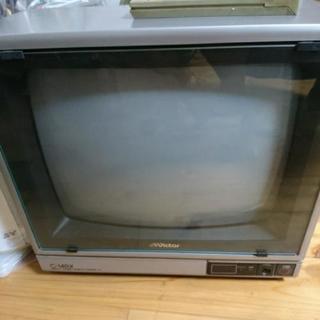 ジャンク品 ブラウン管テレビ