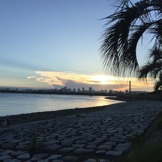 葛西臨海公園 ジョギング