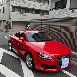 ジモティ限定特価‼︎美車★アウディ★TT★2.0TFSI★検31年...