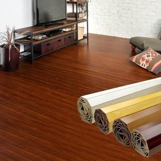 ウッドカーペット6畳用×2