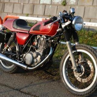 SR500 昭和58年 2J2 SR 1JN