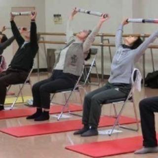 新聞棒ストレッチ&背伸ばし体操講座 − 福岡県