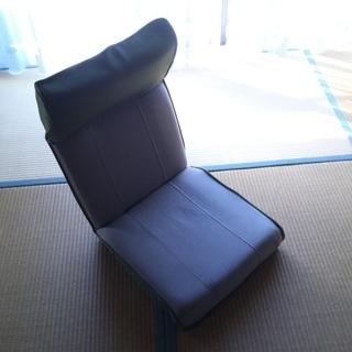 座椅子 500円 敬老の日に如何ですか?