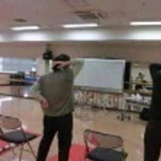 10秒ガチガチの関節、筋肉がほぐれる新聞棒ストレッチ講座 - 教室・スクール