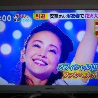 シャープ 22V型 フルハイビジョン 液晶 テレビ AQUOS ...