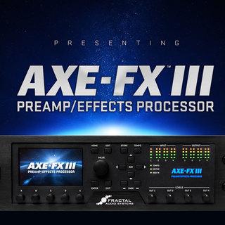 ◆新品 全国配送無料!! AXE FX Ⅲ fractal au...