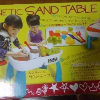 KINETIC サンドテーブル未使用