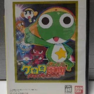 PS2 ケロロ軍曹 メロメロバトルロイヤル BANDAI THE...