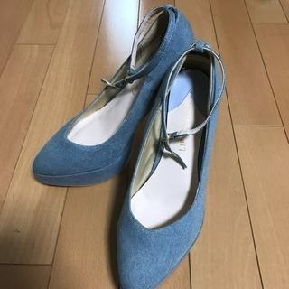 レディース ヒール 靴