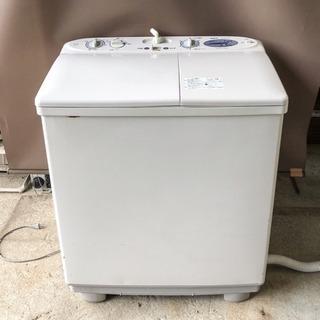 【SANYO/サンヨー】二層式洗濯機/ステンレス脱水槽/5.5k...