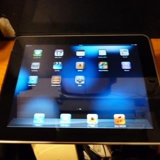 iPad 64GB Wi-Fi + 3Gモデル