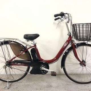 新基準 ヤマハ パス  8.1Ah リチュウム 電動自転車中古