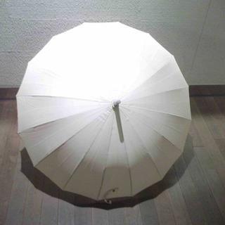 2本の台風のおしゃれ 傘