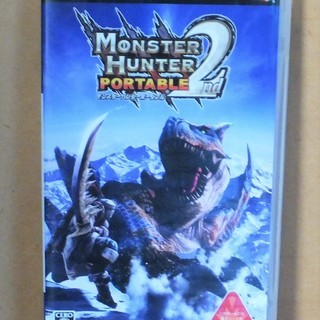 ☆PSP/MONSTER HUNTER PORTABLE 2nd...