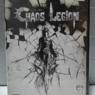 PS2 カオス レギオン(CHAOS LEGION)