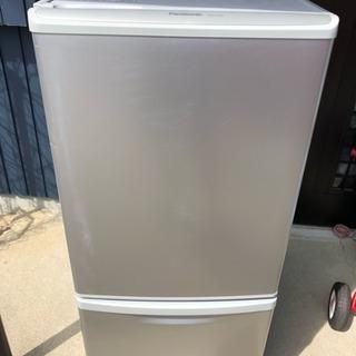 パナソニック 冷蔵庫 NR-B144w 動作確認OK 値引きします!