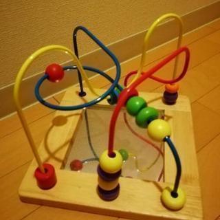 お値下げしました!ルーピング 鏡付き 赤ちゃんおもちゃ 知育玩具