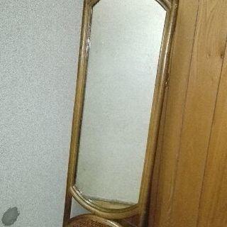 鏡 差しあげます。