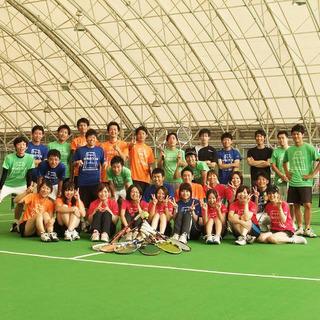 ☑東京 テニスサークル ☑10/27(土 14:00~18:00...