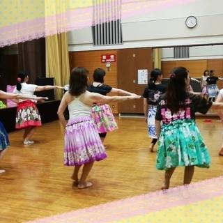 マネアスタイルのフラ朝霞クラス 無料体験会開催します