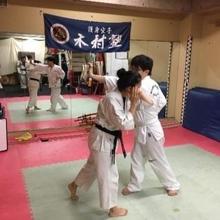 中野 空手(護身空手木村塾)中野本部道場 - 教室・スクール