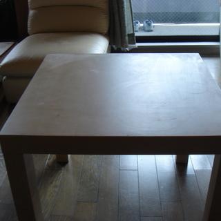 テーブル欲しい方。