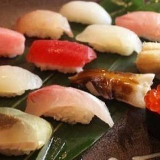 祇園の寿司屋でホールスタッフ大募集