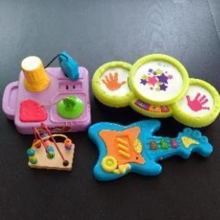 [取引中]赤ちゃんのおもちゃ、格安でいかがですか?