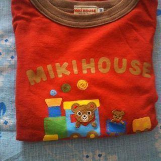 🖤ミキハウス長袖Tシャツ 100㎝🖤