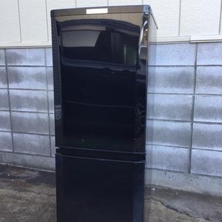 2017年製三菱2ドア冷蔵庫146L