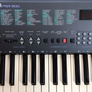 ヤマハPSR-300 キーボード
