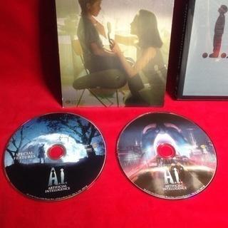 DVD2枚組[ A.I   スピルバーグのファンタジー感動映画