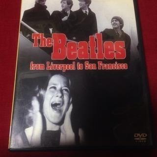 DVD ザ・ビートルズ  フロム・リバプール・トゥ・サンフランシス...