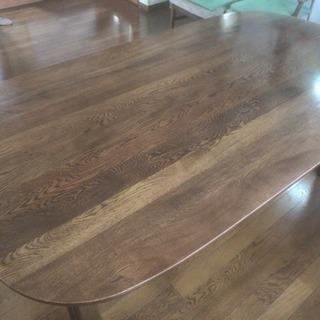 karimoku テーブル