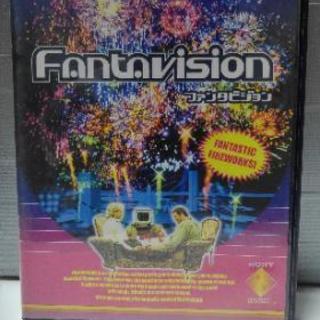 PS2 ファンタビジョン(FANTAVISION)