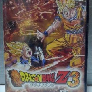 PS2 ドラゴンボールZ3