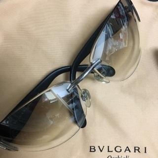 値引きします。BVLGARI サングラス(美品)