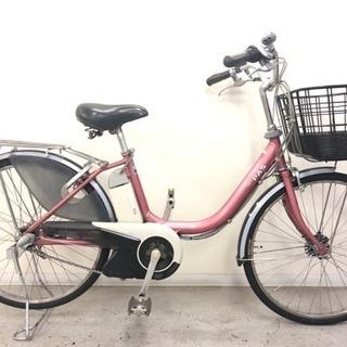 新基準 ヤマハパス 24インチ4Ah 電動自転車中古