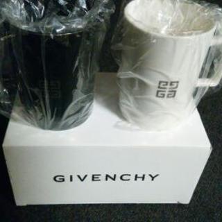 金、プラチナ GIVENCHY glass ジバンシーのグラス(...